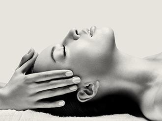Sothys visage femme massage